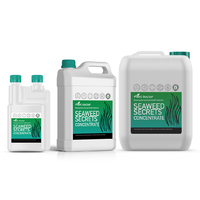 Seaweed Secrets - Concentrated Liquid Seaweed (Kelp) super-boosted with fulvic