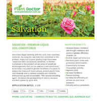 Salvation - Premium soil & plant conditioner