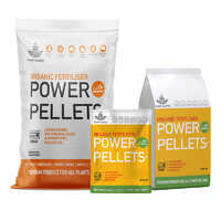 Power Pellets Plant Based Organic Fertiliser Australian made