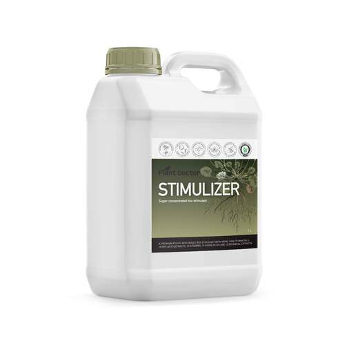 Stimulizer - Super Concentrate Fulvic acid based product with natural stimulants, minerals and nutrients added [size: 1 Litre]