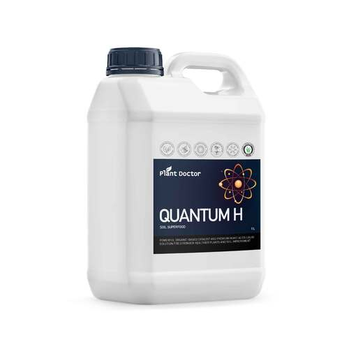 Quantum H ® - A super concentrated liquid Humic and Fulvic acid extract - 1L