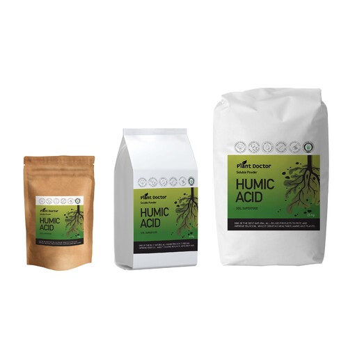 Plant Doctor Humic / Humate Powder - Soluble [size: 4.5kg]