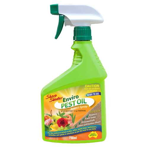 Sharp Shooter Enviro Pest Oil Insecticide - 750ml