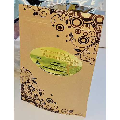 Moringa Oleifera Leaf Powder - 100gm