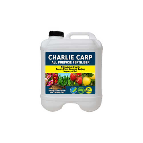 Charlie Carp liquid fish all-purpose fertiliser - 20lt