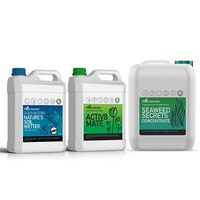 Large value bundle – Liquids ONLY fertiliser for Lawn and garden