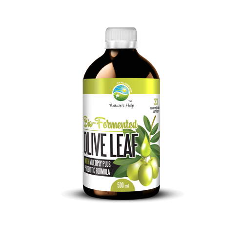 Bio-fermented OLIVE LEAF EXTRACT - 500ml