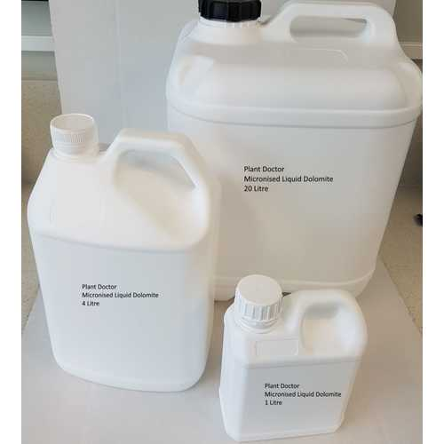 Plant Doctor Micronised Liquid Dolomite [size: 1 Litre] - LIMITED STOCK, discontinued product